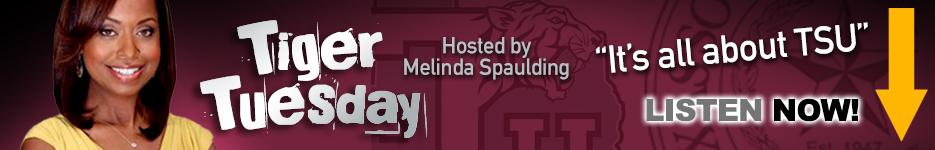 Tiger Tuesday with Melinda Spaulding