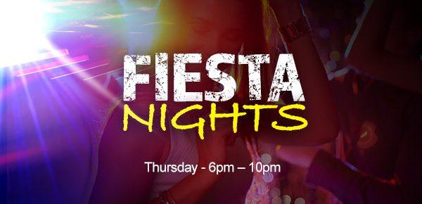Fiesta Nights with Noel Velasquez KTSU 90.9 FM