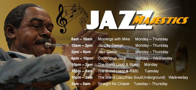Jazz Majestics KTSU Radio FM 90.9