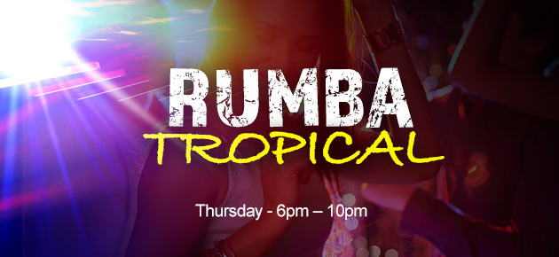 Rumba Tropical KTSU Radio 90.0fm