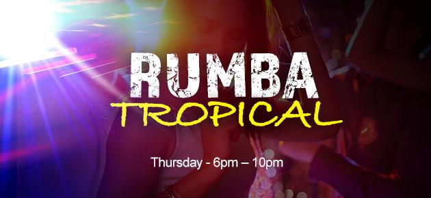 Rumba Tropical KTSU Radio 90.0fm
