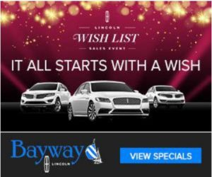 BaywayLincoln Wish List