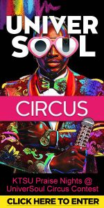 Enter the KTSU UniverSoul Circus Contest
