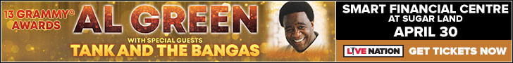 Al Green with Special Guests Tank and the Bangas