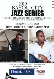2019 Bayou City Jazz Series