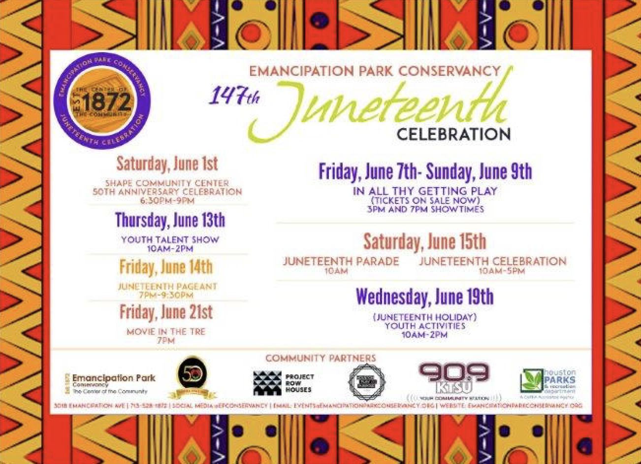 14th Juneteenth Celebration